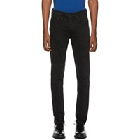 Rag And Bone Black Fit 1 Jeans