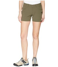 Outdoor Research Ferrosi Summit Shorts 5 Fatigue Green
