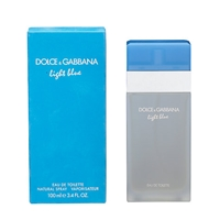 Dolce And Gabbana Light Blue Eau De Toilette For Women