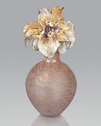 Lily Perfume Bottle Jay Strongwater