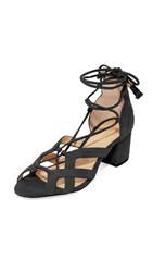Michael Michael Kors Mirabel City Sandals Black