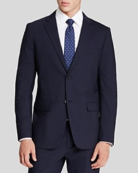 Theory Wellar New Tailor Sport Coat Slim Fit New Navy
