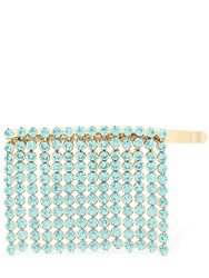 Les Petits Joueurs Turquoise Crystal Hair Pin
