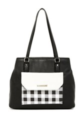 Nine West Picnic Party Shoulder Bag Black
