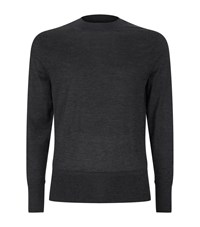 Tom Ford Cashmere Jumper Male Dark Grey