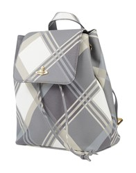 Vivienne Westwood Backpacks And Fanny Packs Ivory
