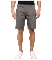 Brixton Carter Short Grey Shorts Gray