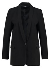 Wallis Boyfriend Blazer Black