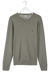Volcom Main Jumper Slate Grey