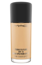 M A C Mac 'Studio Fix' Fluid Foundation Spf 15 Nc30