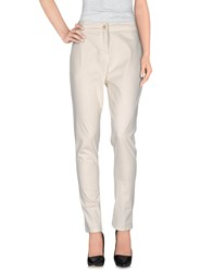 Aniye By Guardaroba Casual Pants Ivory