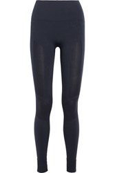 Lndr Eight Eight Stretch Jersey Leggings Navy