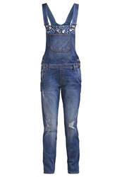 Gaudi Dungarees Unico Blue Denim