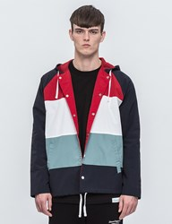 Diamond Supply Co. Alps Coach Jacket With Dwr Coating