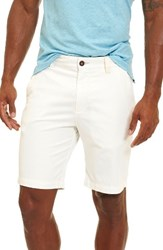 Robert Graham Men's Pioneer Shorts White