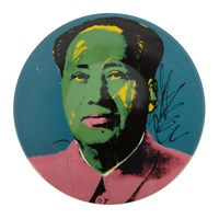 Ligne Blanche Andy Warhol Plate Mao Pink Jacket