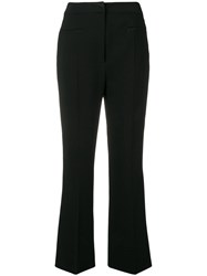 Alberta Ferretti Tailored Fit Trousers Black