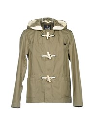 Gloverall Jackets Military Green