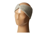 Hat Attack Turban Headband Grey Headband Gray