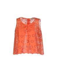 Related Tops Orange