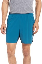 New Balance Men's 'Precision' Athletic Running Shorts Castaway