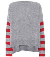 81 Hours Cashmere Cape Sweater Grey