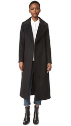 Mackage Babie Wrap Coat Black