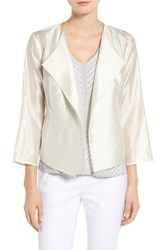 Nic Zoe Women's Silk Party Jacket