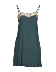 Guardaroba Short Dresses Deep Jade
