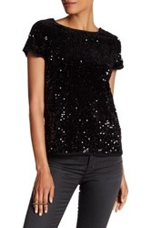 Zadig And Voltaire Trusty Sequins Blouse Black
