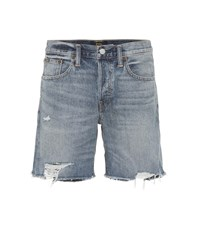 Polo Ralph Lauren Rylee Denim Shorts Blue