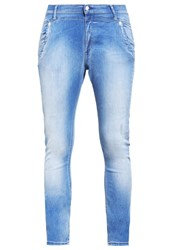 Replay Denice Relaxed Fit Jeans Soft Light Blue