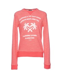 My T Shirt Sweatshirts Coral