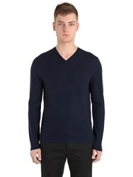 Falke Luxury Virgin Wool And Cashmere Sweater