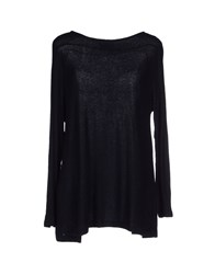 Surface To Air Sweaters Black