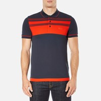 Hugo Boss Green Men's Paule 2 Polo Shirt Blue
