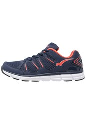 Bagheera City Cushioned Running Shoes Navy Coral Blue