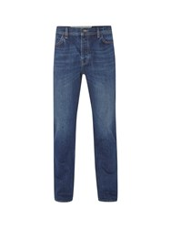 White Stuff Gin Slim Cut Jean Denim Mid Wash