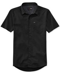 Hurley One And Only Short Sleeve Shirt