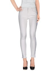 Paige Trousers Casual Trousers Women White