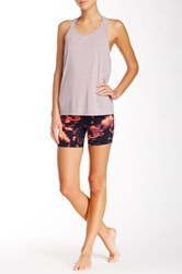 Alo Yoga Burn Short Multi