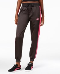 Puma T7 Satin Pants Black