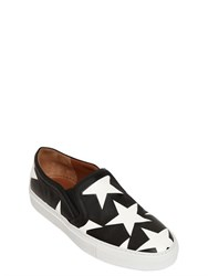 Givenchy Skate Star Printed Leather Sneakers