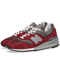 New Balance M997br Made In Usa Red