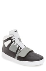 Creative Recreation 'S 'Manzo' Sneaker White Black Grey Leather
