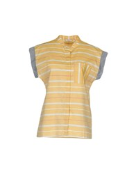 Roy Rogers Roger's Shirts Yellow