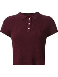 Manning Cartell 'Adventure Club' Polo Shirt Red