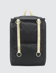 Raf Simons X Eastpak Topload Loop Backpack Black