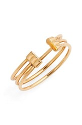 Ginette_Ny Women's Ginette Ny Triple Band Ring