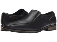 Rieker 10652 Nero Clarino Braun Kid Men's Shoes Black